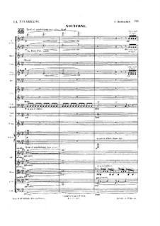 La Navarraise: Act I, Nocturne by Жюль Массне