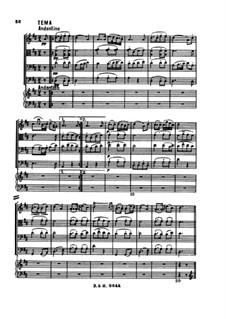 Квинтет для струнных и фортепиано 'Форель', D.667 Op.114: Часть IV by Франц Шуберт