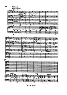 Квинтет для струнных и фортепиано 'Форель', D.667 Op.114: Часть V by Франц Шуберт