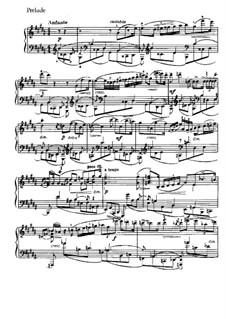 Прелюдия и фуга соль-диез минор, Op.29: Для фортепиано by Сергей Танеев