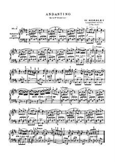 Андантино из Сонатины No.6: Андантино из Сонатины No.6 by William Horsley