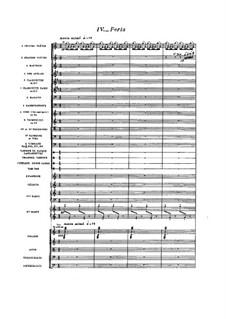 Испанская рапсодия, M.54: No.4 Ферия by Морис Равель