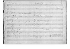Октет для фортепиано, флейты, гобоя, кларнета и струнных: Октет для фортепиано, флейты, гобоя, кларнета и струнных by Виктор Бендикс