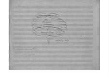 Двадцать три маленькие пьесы для фортепиано, EG 104: Двадцать три маленькие пьесы для фортепиано by Эдвард Григ