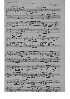 Четырехголосный канон, EG 179: Четырехголосный канон by Эдвард Григ