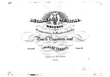 Пьесы для фортепиано, Op.110: Книга IV by Карл Черни