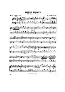 Детские сцены, Op.62: No.6 Dance on the lawn by Теодор Куллак