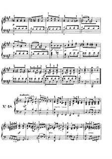 Песни без слов, Op.102: No.6 Andante by Феликс Мендельсон-Бартольди