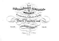Пьесы для фортепиано, Op.110: Книга III by Карл Черни