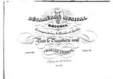 Пьесы для фортепиано, Op.110: Книга VI by Карл Черни
