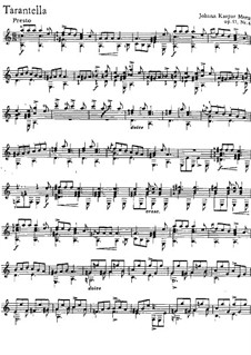 Barden-Klänge (Bardic Sounds), Op.13: Избранные пьесы by Иоганн Каспар Мерц