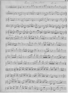 Тема с вариациями до мажор: Для двух гитар by Фернандо Сор