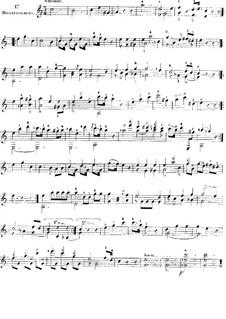 Три легких дуэта для двух гитар, Op.61: Дуэта No.1 by Фернандо Сор