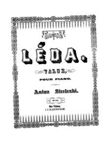 Léda. Waltz: Léda. Waltz by Anton Strelezki