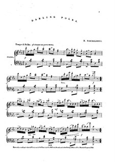 Три польки: Три польки by Ernest Szemelényi