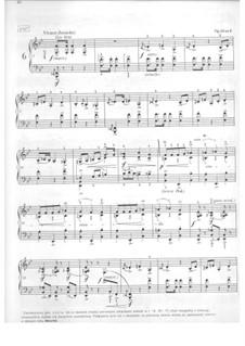 Двадцать мазурок, Op.50: Мазурки No.6-9 by Кароль Шимановский