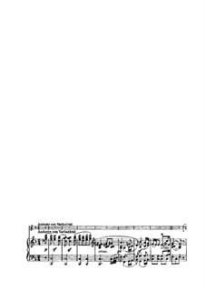 Соната для скрипки с фортепиано No.9 'Крейцерова', Op.47: Часть II by Людвиг ван Бетховен