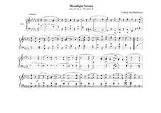 Часть II: Для одного исполнителя (ноты высокого качества) by Людвиг ван Бетховен