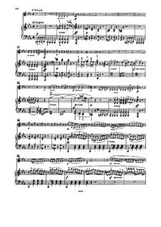 Соната для скрипки и фортепиано No.7, Op.30 No.2: Часть IV by Людвиг ван Бетховен