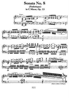 Все части: Для одного исполнителя by Людвиг ван Бетховен