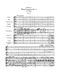 Весь концерт: Партитура by Людвиг ван Бетховен