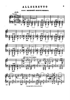 Часть II: Версия для фортепиано by Людвиг ван Бетховен