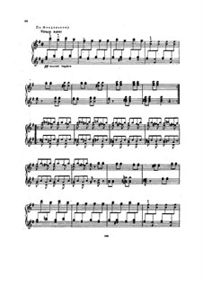 Lo Staccato: After Mendelssohn (First Edition) by Ферруччо Бузони