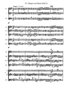 Симфония 'Манфред', TH 28 Op.58: Movement IV, part II by Петр Чайковский