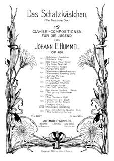 The Treasure Box, Op.486: No.11 Mountain Greeting by Иоганн Э. Гуммель