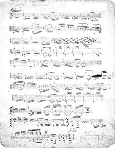 Этюд до мажор для гитары: Этюд до мажор для гитары by Иоганн Каспар Мерц