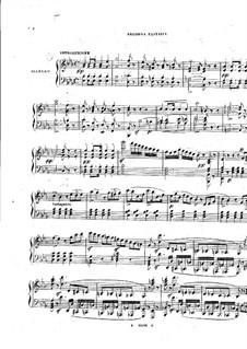 Фантазии на темы из оперы 'Белисарио' Доницетти: No.2 by Игнац Мошелес