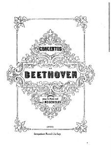 Весь концерт: Версия для фортепиано by Людвиг ван Бетховен