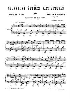 Новые артистические этюды, Op.107: No.2 by Бенжамин Годар