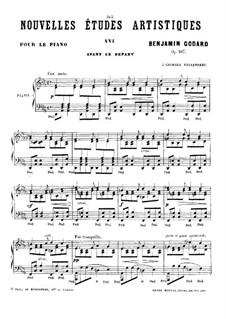 Новые артистические этюды, Op.107: No.4 by Бенжамин Годар