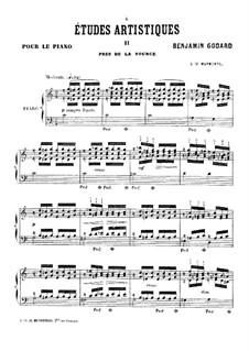 Études artistiques, Op.42: No.2 Pres de la source by Бенжамин Годар