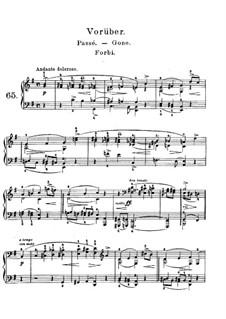 Лирические пьесы, Op.71: No.6 В путь by Эдвард Григ