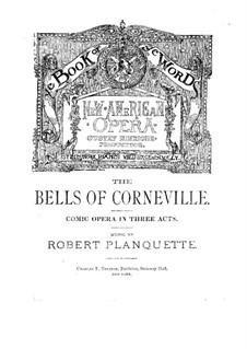 Корневильские колокола: Либретто by Робер Планкетт