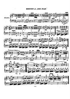 Фрагменты: Менуэт, для фортепиано by Вольфганг Амадей Моцарт