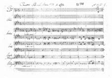 Концерт для альта с оркестром ми мажор (Незаконченный), BI 548: Концерт для альта с оркестром ми мажор (Незаконченный) by Алессандро Ролла