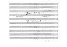 Концерт для альта с оркестром ми-бемоль мажор, BI 544: Концерт для альта с оркестром ми-бемоль мажор by Алессандро Ролла