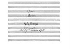 Концерт для альта с оркестром ре мажор, BI 543: Концерт для альта с оркестром ре мажор by Алессандро Ролла