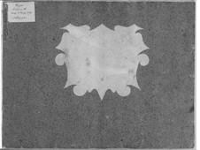Симфония No.6 до минор: Симфония No.6 до минор by Кристофер Эрнст Фридрих Вейсе