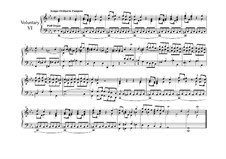 Six Voluntaries for Organ (or Harpsichord): Voluntary No.6 by Джон Бекуит