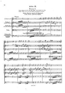 Монтесума, B:I:29: Акт II by Карл Генрих Граун