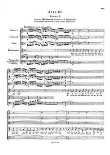 Монтесума, B:I:29: Акт III by Карл Генрих Граун