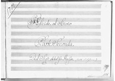 Alcide al Bivio: Часть II by Иоганн Адольф Гассе