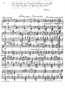 Четыре интермеццо, Op.19: No.3 Пассакалья by Эдуард Кройцхаге