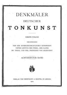Sonate e Sinfonie da camera: Sonate e Sinfonie da camera by Иоганн Розенмюллер