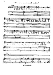 Io crudele: Io crudele by Антонио Кальдара