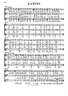 Каноны: Каноны  by Антонио Кальдара